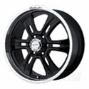 Shelby Carroll CS46 Style Wheels (20x9 Black) (04 - 08 F150) (04-08 F150) - Shelby CS46-296535-B