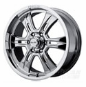 Shelby Carroll CS46 Style Wheels (20x9 Chrome) (04 -08 F150) (04-08 F150) - Shelby CS46-296535-C