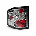 Chrome Altezza Tail Lights (04-08 F150 - Flareside) - AT Lights 111-FF15004FS-C