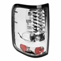 Chrome LED Tail Lights (04-08 F150) - AT Lights 111-FF15004-LED-C