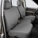 Covercraft 2nd Row Seat Saver - Grey (2007-2008 SuperCab, SuperCrew, Bench Seats) - Covercraft SS8353PCGY||SS8355PCGY