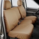 Covercraft 2nd Row Seat Saver - Tan (2007-2008 SuperCab, SuperCrew, Bench Seats) - Covercraft SS8353PCTN||SS8355PCTN