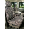 Covercraft Seat Saver - Camo (2004-2008 Standard Cab, SuperCab w/ buckets w/ adj. headrests w/ shoulder belt in seat back) - Covercraft SS2354TTXD