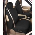 Covercraft Seat Saver - Charcoal (2007-2008 SuperCrew w/ buckets w/ adj. headrests) - Covercraft SS2384PCCH
