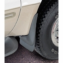 Husky Custom Fit Mud Guards - Front Pair (97-03 F150 - w/ Fender Flares & w/o Running Boards) - Husky 56411