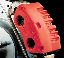 Duplicolor Brake Caliper Paint Kit - Red