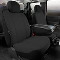 Fia Poly-Cotton Front 40/20/40 Seat Cover - Black (04-08) - Fia SP87-17 BLACK