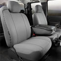 Fia Poly-Cotton Front 40/20/40 Seat Cover - Gray (04-08) - Fia SP87-17 GRAY