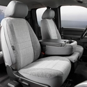 Fia Poly-Cotton Front Seat 40/20/40 Seat Cover - Gray (11-14) - Fia SP87-30 GRAY