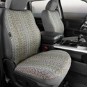 Fia Saddle Blanket Front Bucket Seat Cover - Gray (11-14) - Fia TR47-26 GRAY