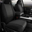 Fia Tweed Front Bucket Seat Cover - Charcoal (04-08) - Fia OE37-18 CHARC