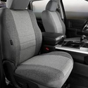 Fia Tweed Front Bucket Seat Cover - Charcoal (11-14) - Fia OE37-26 CHARC