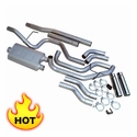 Flowmaster Force II Catback Exhaust System (04-08 F150 - 4.6L/5.4L) - Flowmaster 17418