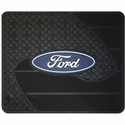 Ford Logo Factory Rear Utility Floor Mat (97-14 All) - AT Interior 001021R01
