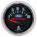 Ford Racing Oil Pressure Gauge - Ford Racing 880076