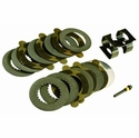 Ford Racing Traction - LOK Rebuild Kit w/ Carbon Discs - 8.8 in. - Ford Racing M-4700-C