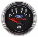Ford Racing Voltmeter Gauge - Ford Racing 880081