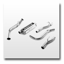 Ford Truck Cat Back Exhaust Kits