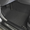 Ford F150 Mats Black & Gray