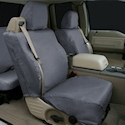 Covercraft Grey SeatSaver - Front Bucket Seats w/ Adj. Headrests (04-08 F150 - Regular/Super Cab) - Covercraft SS2354PCGY