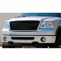 T-REX Upper Class Series Black Small Mesh Lower Grille Without Frame (06-08) - T-REX 52555