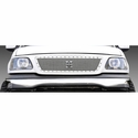 T-REX X-Metal Series Polished Small Mesh Grille (99-03) - T-REX 6715800