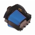 Airaid SynthaMax Dry Filter QuickFit Air Dam - Blue Filter (10-14 3.5L EcoBoost, 3.7L, 5.0L, 6.2L) - Airaid 403-239-1