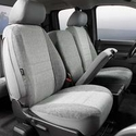 Fia Tweed Front 40/20/40 Seat Cover - Gray (09-14 All) - Fia OE37-24 GRAY||OE37-25 GRAY||OE37-30 GRAY||OE37-33 GRAY