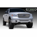 T-REX Sport Series Chrome Small Mesh Grille With Logo Opening (04-08 XLT, Lariat, King Ranch) - T-REX 44556
