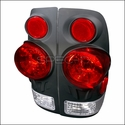 Black Euro Style Tail Lights (97-03 All) - AT Lights LT-F150973DJM-TM