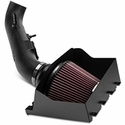 K&N Series 63 High-Flow Aircharger Cold Air Intake (07-08 4.2L) - K&N 63-2572