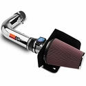 K&N Series 77 High Flow Performance Cold Air Intake (97-03 4.6L & 5.4L; 97-04 4.2L 4.6L) - K&N 77-2514KP||77-2550KP
