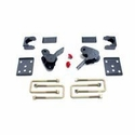 Max Trac Rear Flip Kit w/Hangers 4 in. (09-13 All) - Max Trac 303440