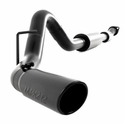 MBRP Black Series Single Side Exit Catback Exhaust (11-14 6.2L Raptor) - MBRP S5228BLK