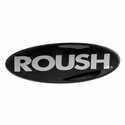 Roush Oval Grille Emblem (04-08 F150) - Roush PARENT