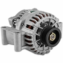 PA Performance High Output Alternator - 170 Amp (05-08 4.2L) - PA Performance 2350HO