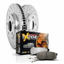Power Stop 1-Click Extreme Truck & Tow Front & Rear Brake Kit (00-04 2WD, 5-Lug) - Power Stop K1915-36