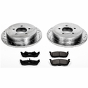 Power Stop 1-Click Front Brake Kit (00-04 2WD, 5-Lug) - Power Stop K1914