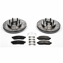 Power Stop 1-Click Front Brake Kit (04-08 2WD, 6-Lug, 7-Lug) - Power Stop K1939||K1941
