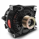 Powermaster Alternator - 200 Amp Black (99-04 Lightning) - Powermaster 58251