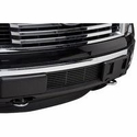 Putco Black Stainless Steel Lower Grille Insert w/ Heater Plug Opening (11-14 EcoBoost) - Putco 91182FP