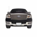 Putco Designer FX Oval Pattern Grille Insert w/ Logo Cutout for OE Honeycomb Style Grille (04-08 All) - Putco 64415