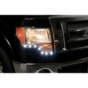 Putco LED Dayliner G2 Kit - Black Trim (09-14 All) - Putco 270140B