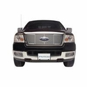 Putco Liquid Billet Grille Insert w/ Logo Cutout for OE Honeycomb Style Grille (99-03 All; 04 Heritage) - Putco 91104