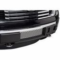 Putco Punch Design Stainless Steel Lower Grille w/ Heater Plug Opening (11-14 EcoBoost) - Putco 84182FP