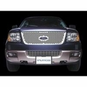 Putco Punch Stainless Steel Grille w/ Logo Cutout for OE Honeycomb Style Grille (99-03 All) - Putco 84112
