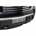 Putco Stainless Steel Lower Grille Insert w/ Heater Plug Opening (11-14 EcoBoost) - Putco 86182FP