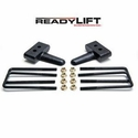 ReadyLIFT 1.5 in. Rear Lift Block Kit (04-14 2WD) - ReadyLIFT 66-2051