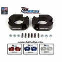 ReadyLIFT 2.5 in. Billet Aluminum Leveling Kit - Anodized Silver (04-14 2WD, 04-08 4WD) - ReadyLIFT T6-2058S