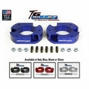 ReadyLIFT 2 in. Billet Aluminum Leveling Kit - Anodized Silver (04-14 All) - ReadyLIFT T6-2059S